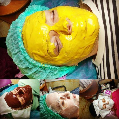 Косметолог Чистка Пилинг Мезотерапия