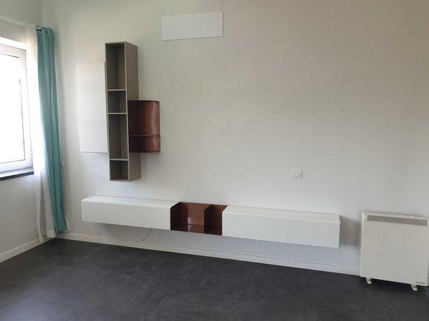 móvel de sala, estante de arrumação e móvel de arrumação
