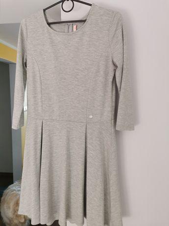 Sukienka dresowa Cropp M