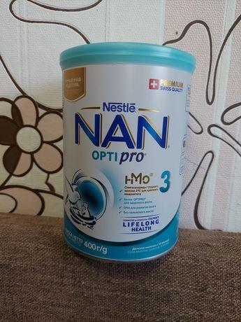 Сухая молочная смесь Nestle NAN 3 Optipro