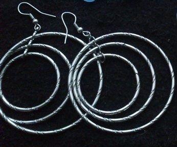 сережки бижу Accessorize
