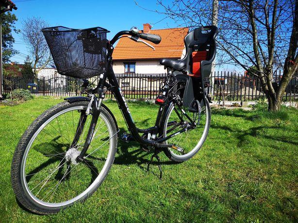 """rower aluminiowy 28"""" Cyco pełna amortyzacja Shimano Nexus damka damski"""