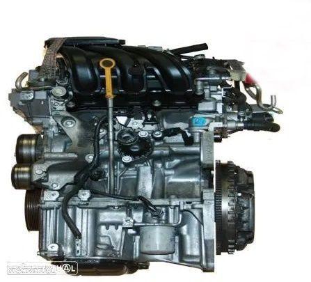 Motor NISSAN MICRA 1.2 12V 82Cv 2010 Ref: HR12DE