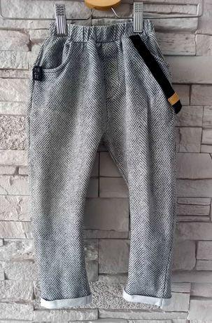 Spodnie piu di me 92/98 booso