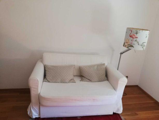 Sofá-cama de 2 lugares (Ikea)