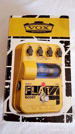 VOX Flat 4 Tone Garage boost