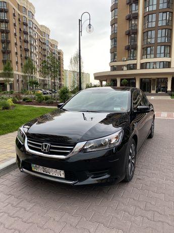 Honda Accord hybrid 9