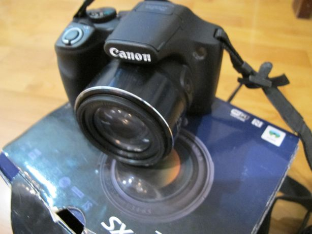 Canon SX530- 50х Wi-Fi обмен