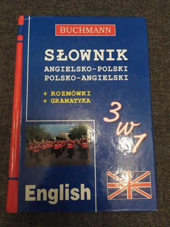Buchmann Słownik Angielsko-Polski , Polsko-Angielski
