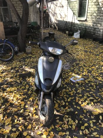 Продам скутер или обмен на другую мото технику
