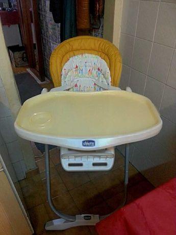 Cadeira papa Chicco Polly Magic