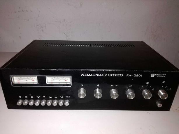 Wzmacniacz Unitra Fonica PA-2801