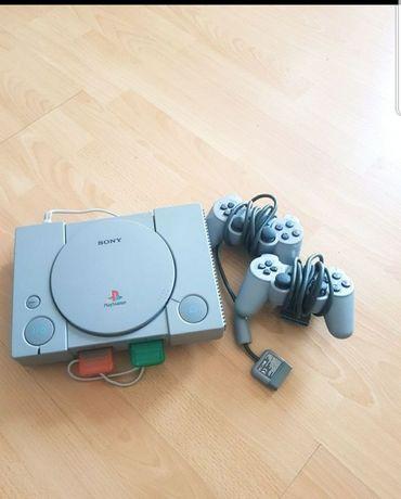 PlayStation 1 przerobiona