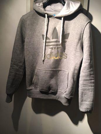 Bluza Adidas rozmiar M szara