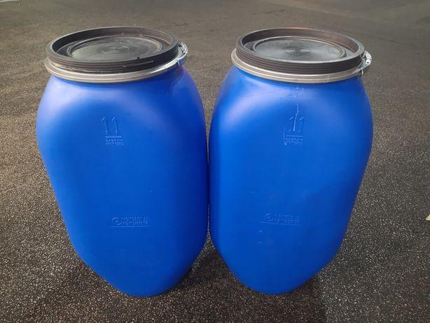 Beczka beczki na deszczówkę pojemność ok. 150L