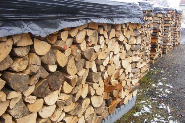 Drewno kominkowe - Sezonowane - Transport