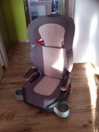 Fotelik samochodowy Graco junior 15-36 kg
