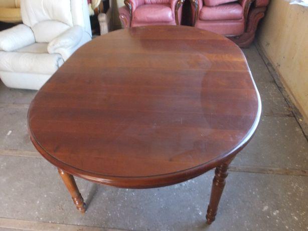Stół drewniany (rozkładany)