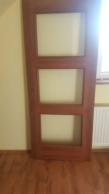 Drzwi wewnętrzne Porta Nova Orzech Prawe 80 cm