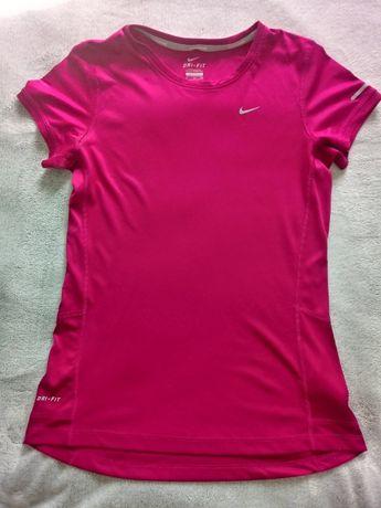 Koszulka różowa Nike