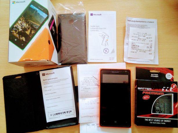 Nokia Microsoft Lumia 435 - Dual sim - Bardzo fajna