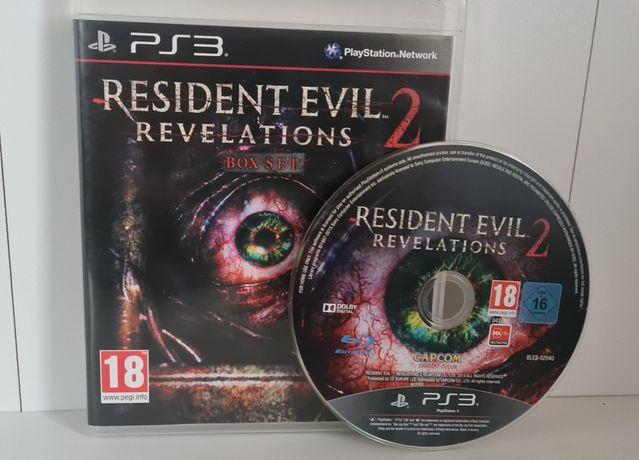 Resident Evil: Revelations 2 unikat Ps3