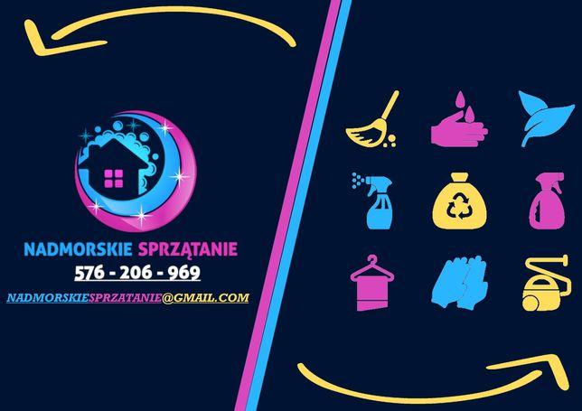 Sprzątanie mieszkań/domów/apartamentów