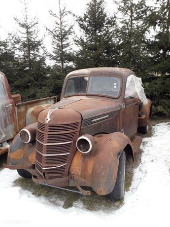 1938 International Harvester Pickup half ton shortbed