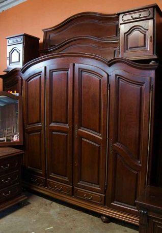 Sypialnia Zestaw mebli sypialnianych | Antyki Stylowy Węgrów