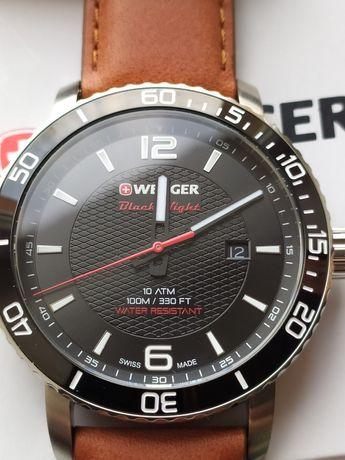 Часы Wenger Roadster black night