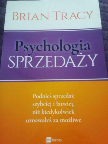 Psychologia sprzedaży -  Tracy - Nowa