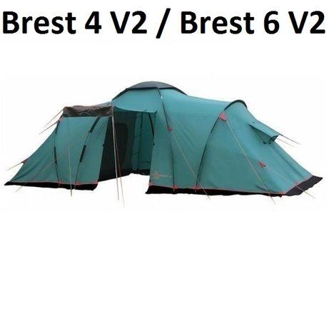 Намети Tramp Brest 4 V2 / Brest 6 V2 / Brest 9 V2