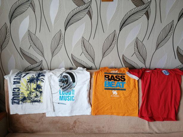 Koszulki dla chłopca 146/152   12,13 lat