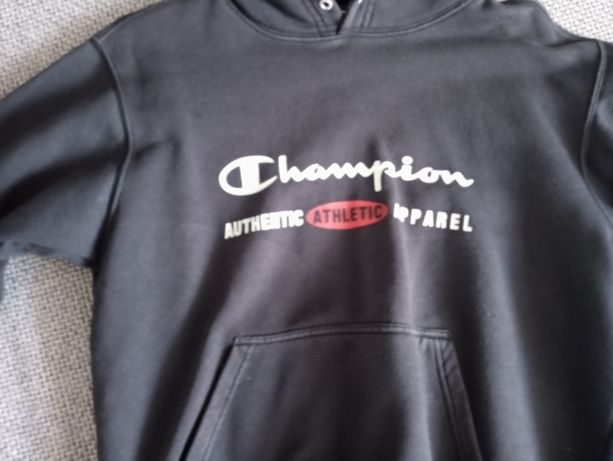 Bluza z kapturem champion