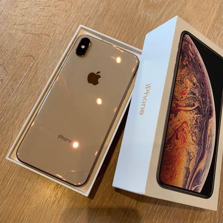 Идеальный iPhone X'S Max 64gb Neverlock Gold