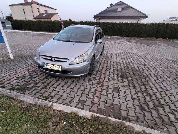 Peugeot 307 SW 2.0 HDI kombi 2002r