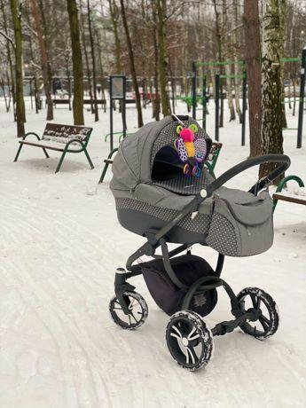 Продам Детская коляска 2в1 (автокресло в подарок )