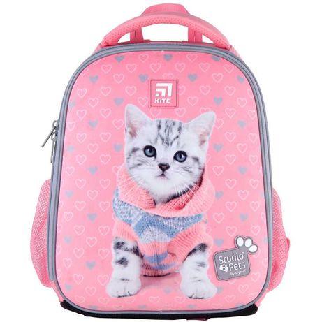 Школьный ортопедический рюкзак Kite + пенал + сумка для обуви