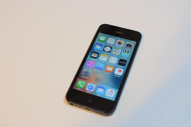Iphone 5 16gb czarny BDB bez blokad Gdynia