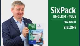 Sprzedam SixPack zielony Nówka Sztuka Okazja + pendrive