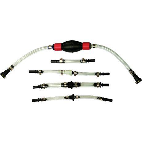 Sistema de sangramento de combustível diesel - Renault / PSA