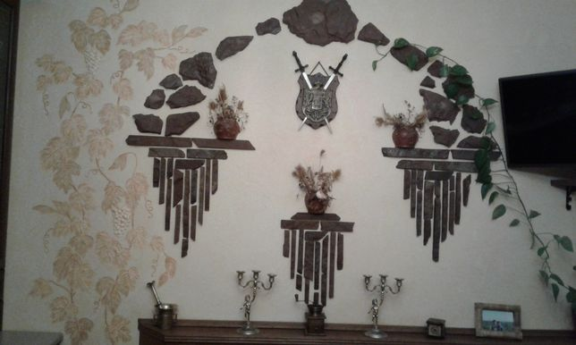 Венеціанка та інші декоративні штукатурки.