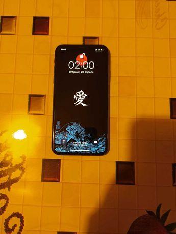 Iphone X Black 256gb Neverlock