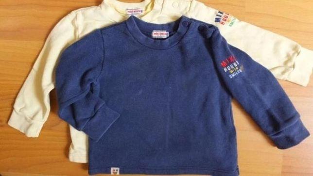 Кофта свитшот свитер толстовка Мickey Нouse (Япония) р. 80
