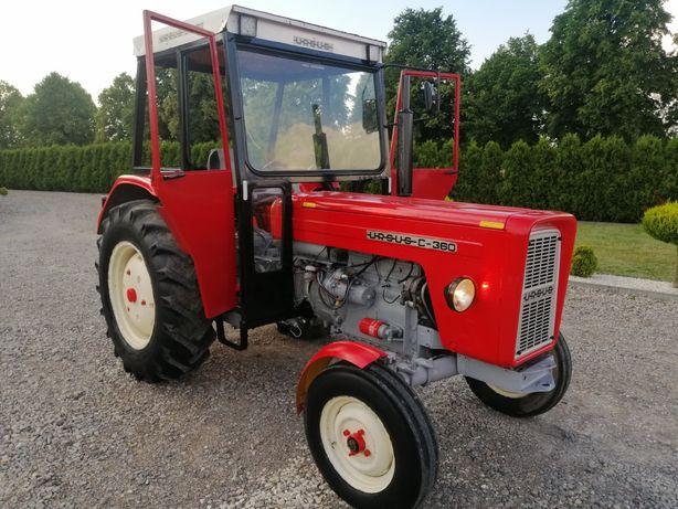 Ursus c360 Zarejestrowany!  traktor ciagnik