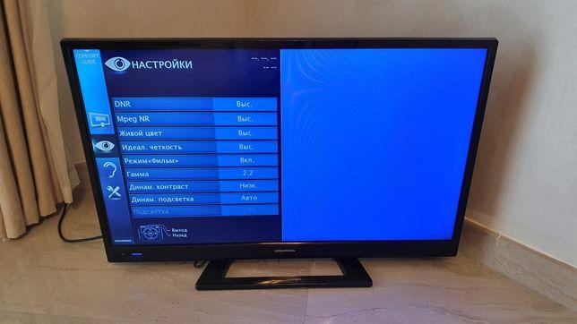 Телевизор Gründig 32 дюйма,Full Hd32 vle 565 bg