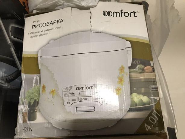 Рисоварка Comfort