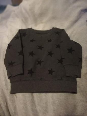 Bluzy dla chłopca roz 80