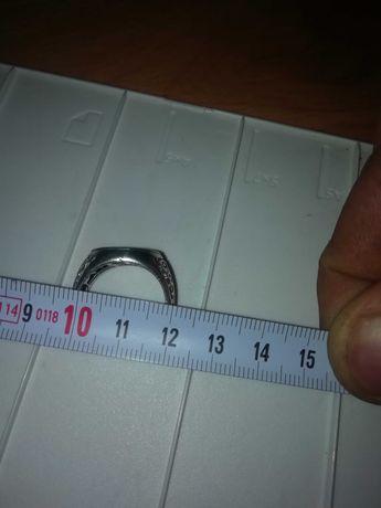 Stary sygnet srebro próby 925