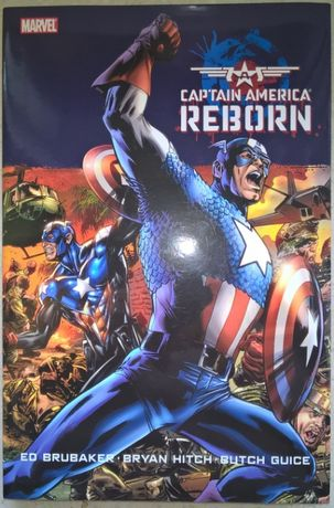 Captain America Reborn HC [Marvel Comics]